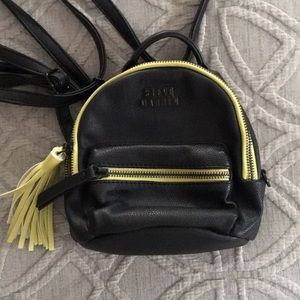 Steve Madden Mini Backpack Purse